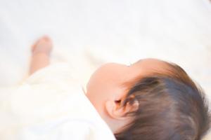 赤ちゃん熱帯夜1