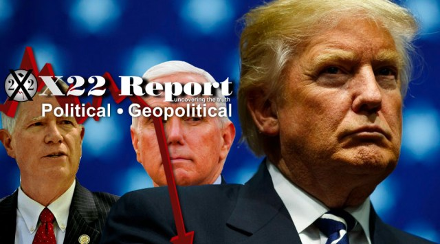 Ep 2364b – Trump Puts The Breaks On Money Laundering, Think National Emergency