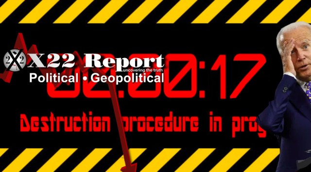 Ep 2433b – Self Destruction Will Immediately Show The World The TRUTH, It Had To Happen