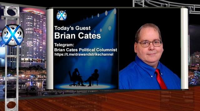 Brian Cates – The People Are The Storm, Durham Investigations Will Result In Arrests, Justice Is Coming