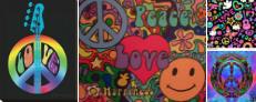 Hippies (und vergleiche das mit dem, was hier für normal gehalten wird)
