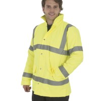 HVP300 Yoko Hi-Vis Road Safety Jacket