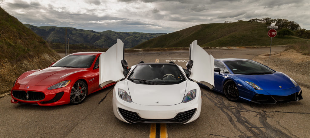 X3 Adventures Exotic Car Driving Experience | X3 Adventures