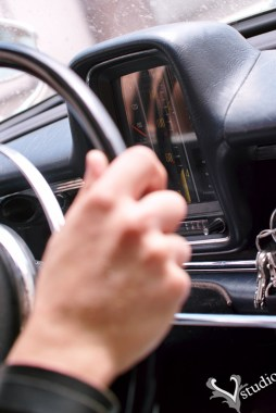 Sigma SD1 Mercedes inside