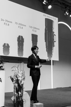 Cologne - 25.09.2018: Sigma Press Event in Cologne (Flora Köln), Germany. Photo by: vstudio.photos.