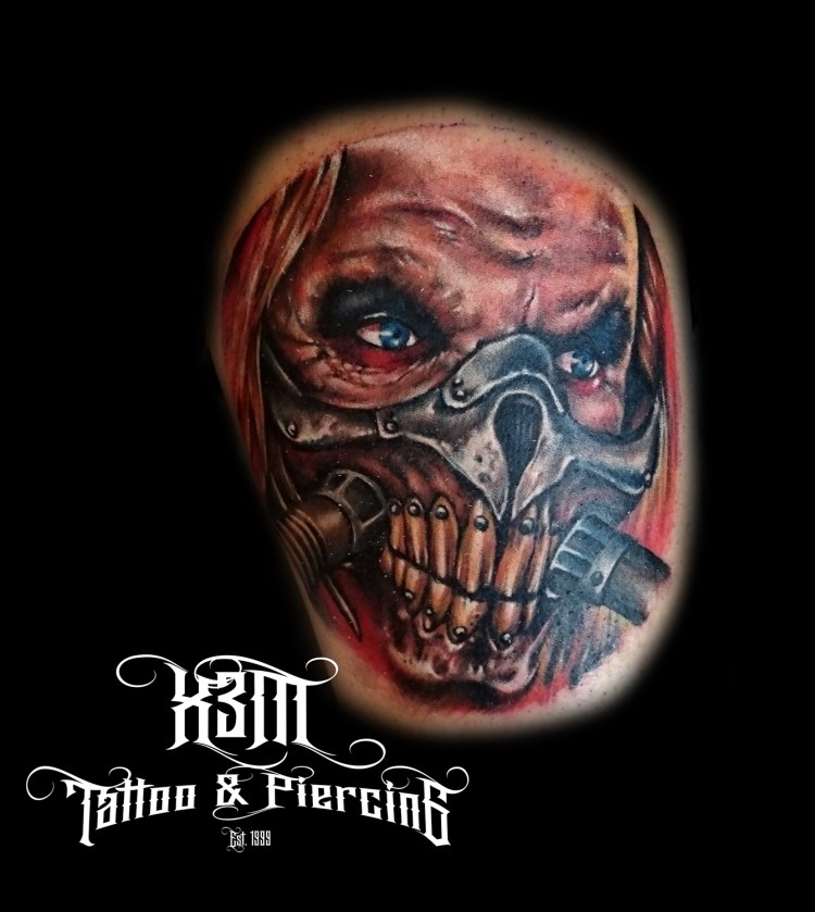 Best small one Trondheim tattoo convention 2015