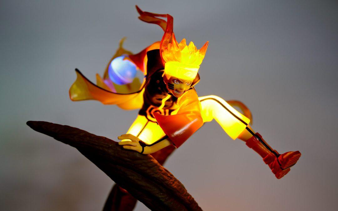 火影忍者 aforce 六道鳴人 漩渦鳴人 六道仙人 九喇嘛模式 全球限量3000體