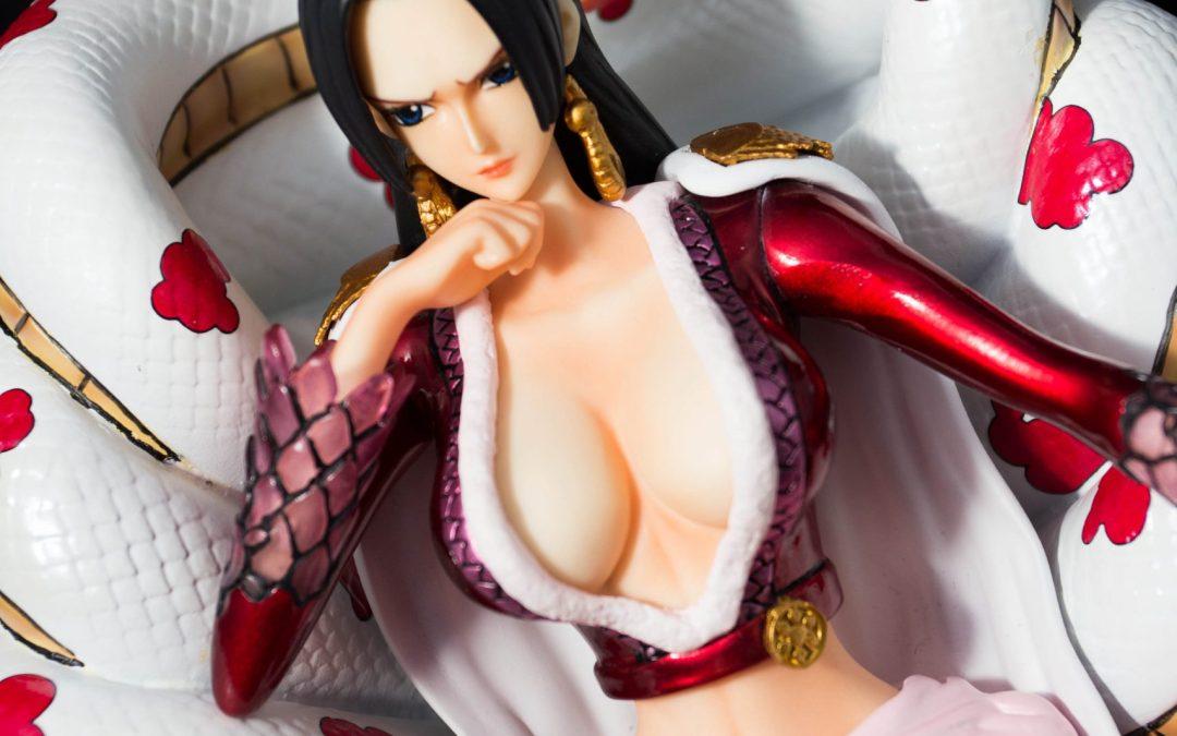 海賊王 模玩殿堂GK 波雅·漢考克 坐姿女帝 蛇姬 王下七武海