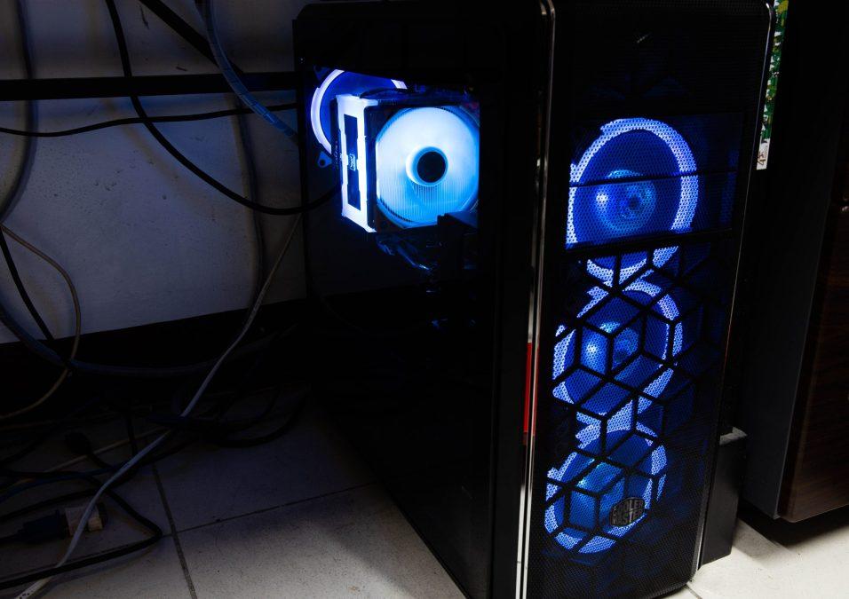 AMD Ryzen 3700X C6H CM694 無限伍 MUGEN 5 TUF  新機開箱