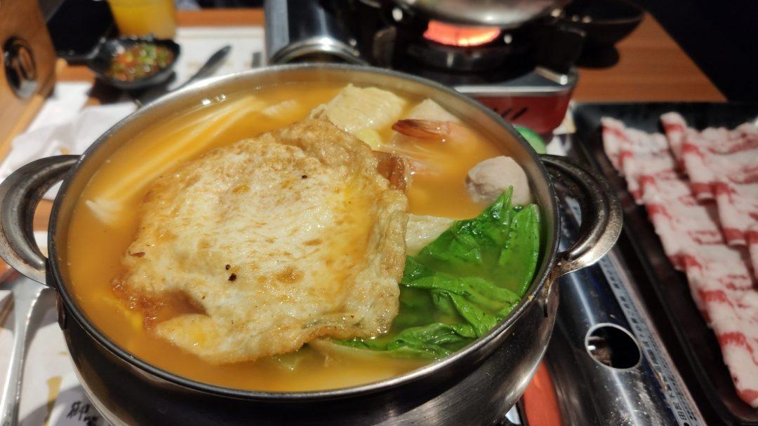 台中南區美食 三屏鍋家 平價小火鍋