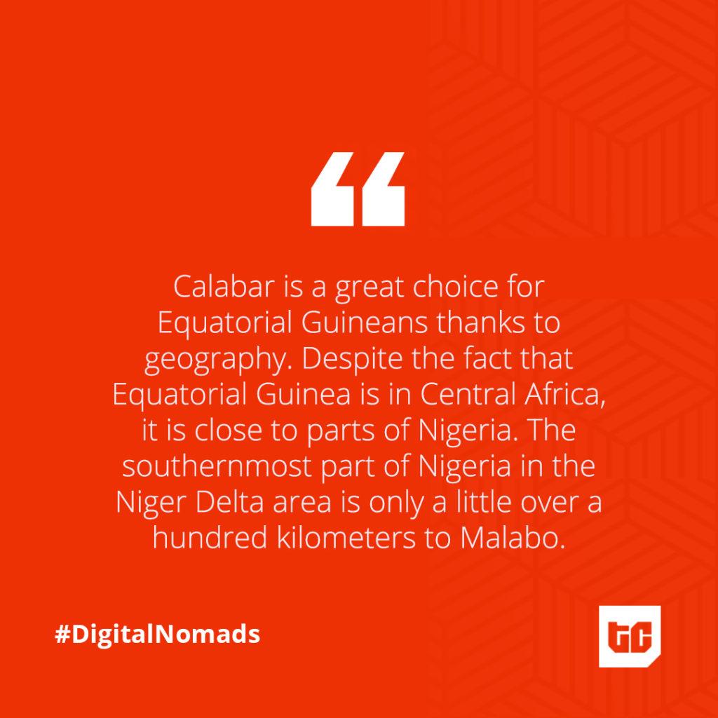 Digital Nomads Equatorial Guinea