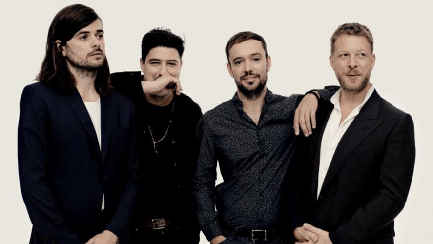 Mumford and Sons Drop a New Track and Announce Album     X96 Photo by Alistair Taylor