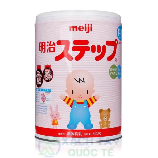 Sữa MEIJI Số 9 hộp 820g 1-3 Tuổi