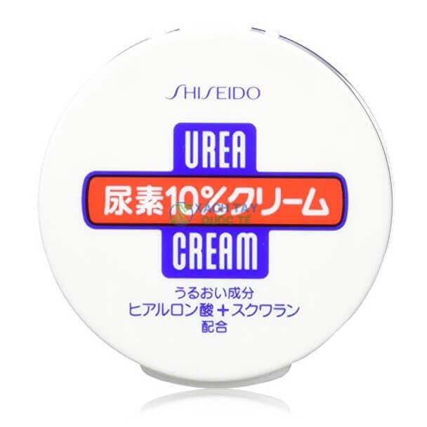 Kem trị nứt nẻ gót chân, bàn tay Shiseido Urea Cream 100g
