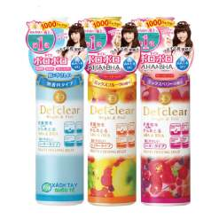 Gel tẩy da chết Detclear Bright and Peel Nhật Bản