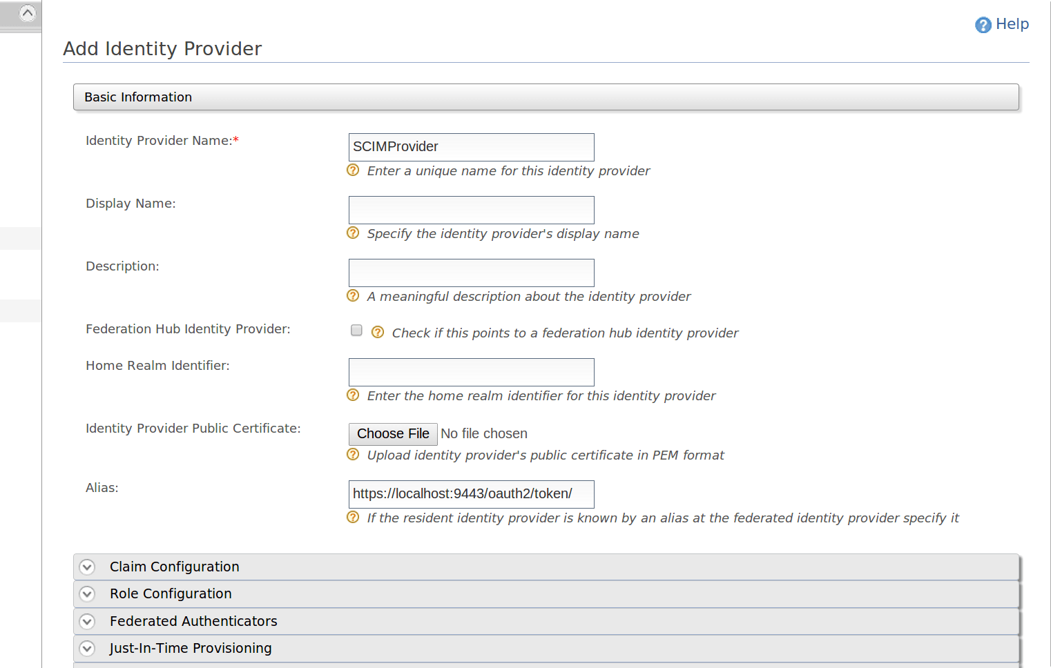 In-bound/Out-bound User provisioning with WSO2 Identity Server – SOA