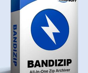 Bandizip Enterprise Crack 7.12 & Serial Keygen Latest 2021