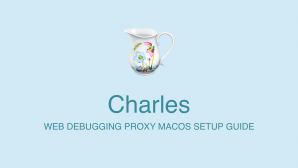 Charles Proxy Crack 4.6.2 With License Keygen Latest Version