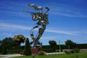 Estátua simbolizando a Paz, Normandia