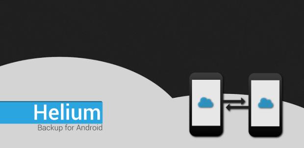 Helium App Sync