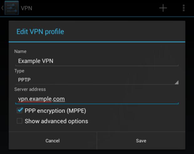 android-create-vpn-profile