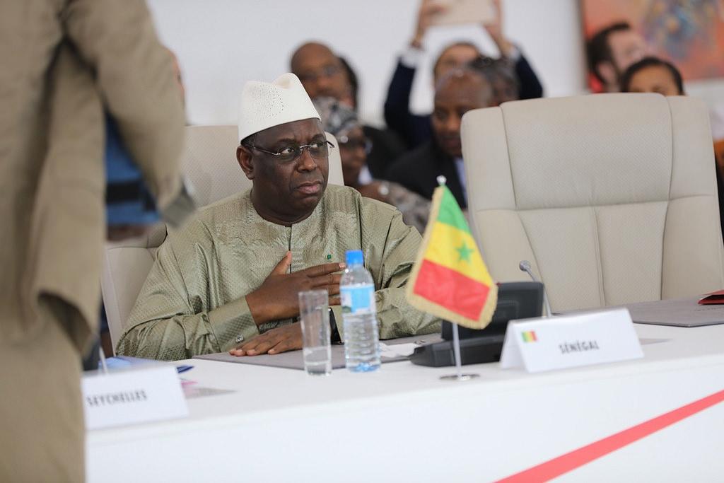 Fin de la visite de Macky Sall au Cameroun