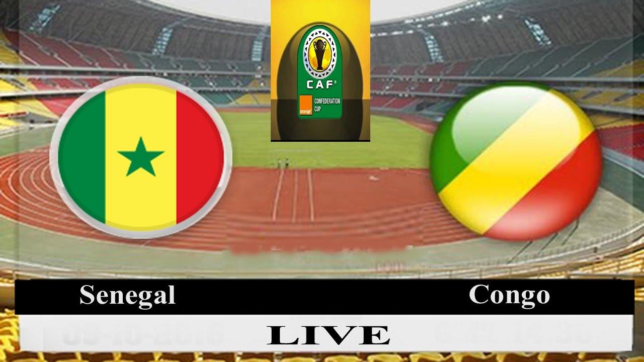 CAN-2017/préparation: Le Sénégal bat le Congo 2 à 0