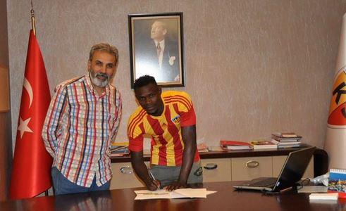 Il a été présenté à Kayserispor — Badji quitte Anderlecht