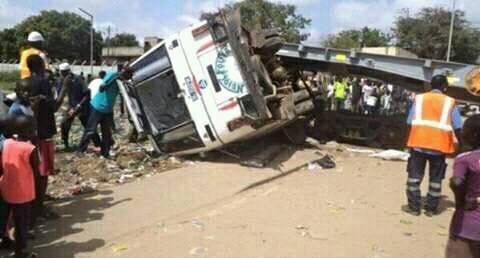 Accident sur la route de Kaolack : le bilan s'alourdit, 5 morts