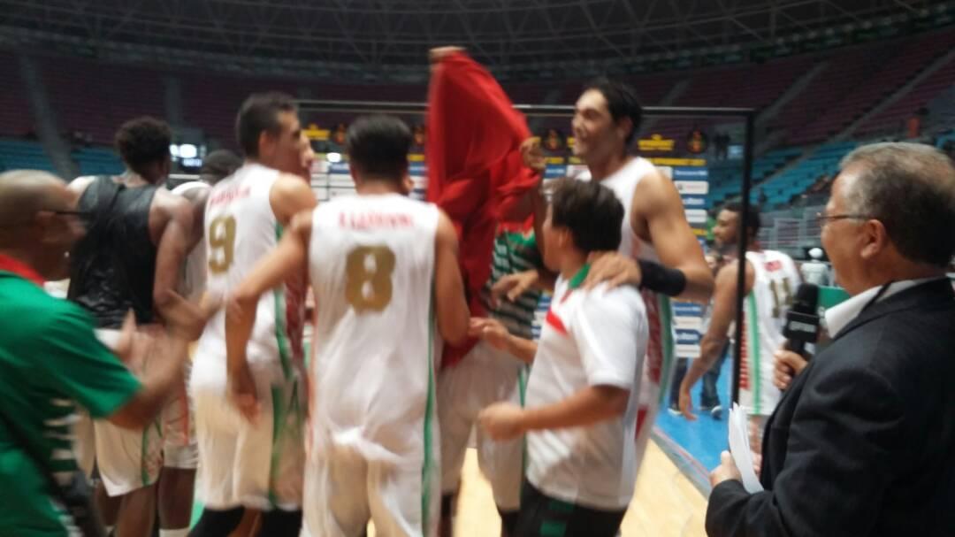 Maroc et Nigeria en demi-finale — Afrobasket