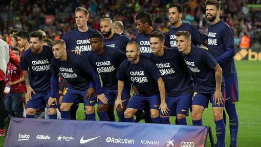 Le Barça accroché à Las Palmas — Liga
