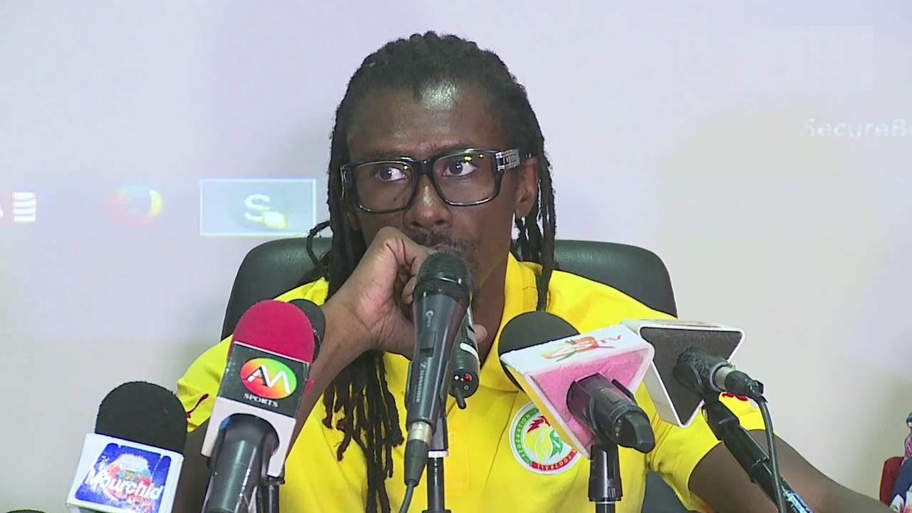 Sénégal: Aliou Cissé convoque Sadio Mané malgré sa blessure