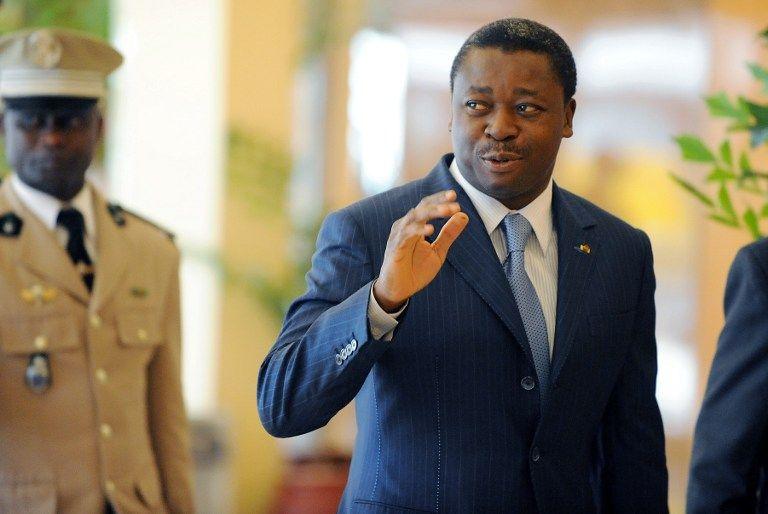 """ACTUALITESINTERNATIONALTogo Gnassingbé réitère sa volonté de """"dialoguer"""" en 2018 4 janvier 20180"""