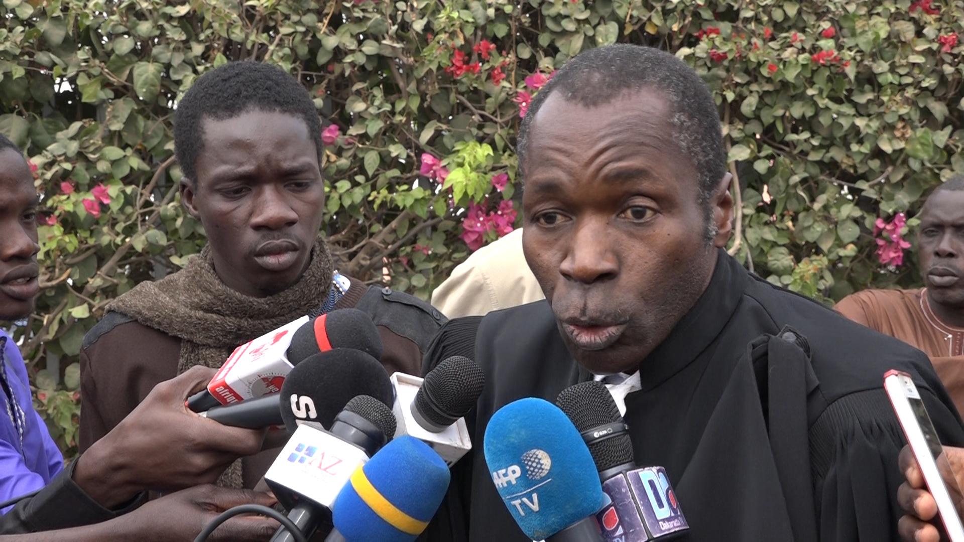 Le comptable Yaya Bodian se décharge sur Mbaye Touré — Affaire Khalifa Sall