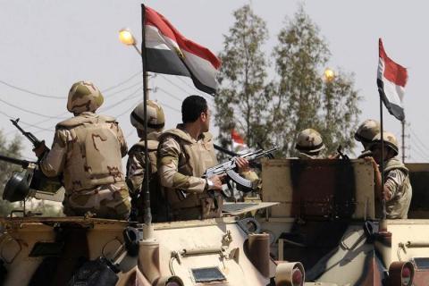 L'opération antijihadistes se poursuit, frappes nocturnes au Sinaï — Egypte