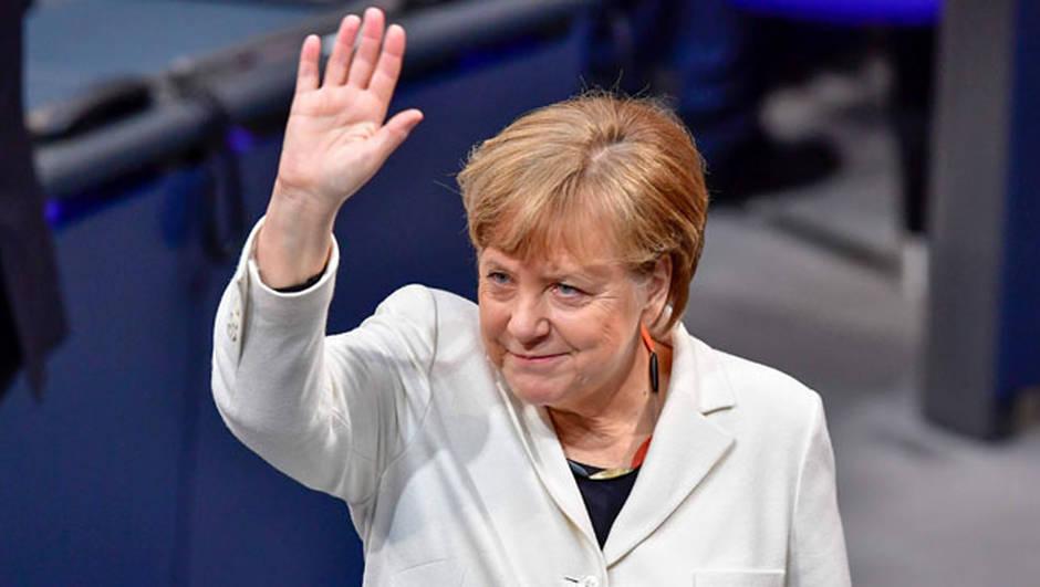 Angela Merkel réélue chancelière pour un quatrième mandat — Allemagne