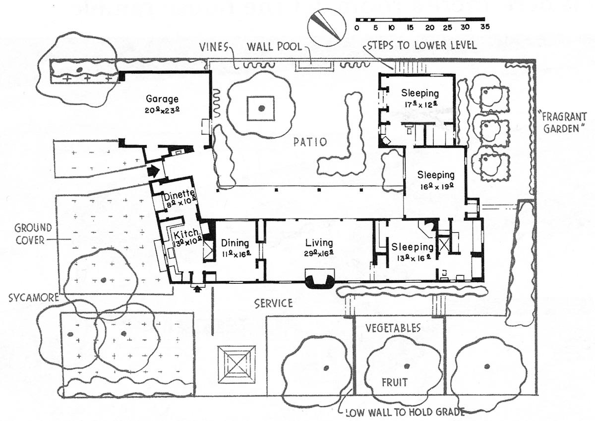 Cliff May S Basic Design Vocabulary