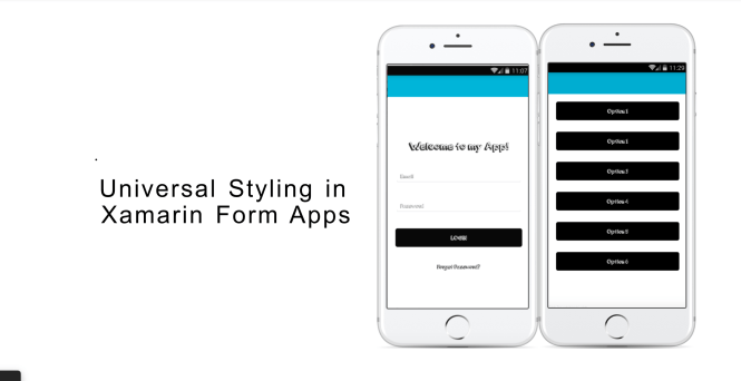 Universal Styling in Xamarin Form Apps - XamGirl
