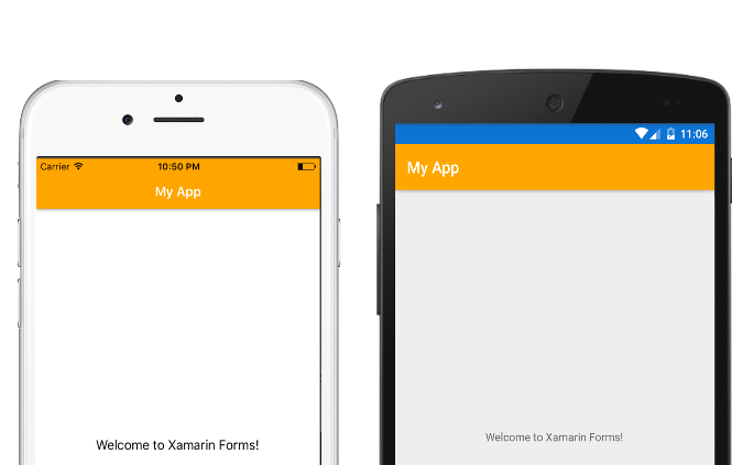Navigation Bar with Shadow in Xamarin Forms - XamGirl