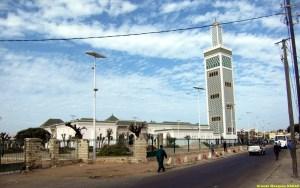 Grande mosquée de Dakar
