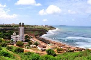 Mosquée de la divinité Dakar