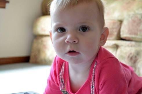 Baby Vanessa