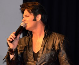 OSHAWA, Ont. (10/10/2014) - Fame and Fortune: Elvis Presley Tribute - Jay Dupuis