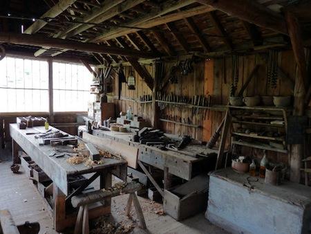 woodcraft shop