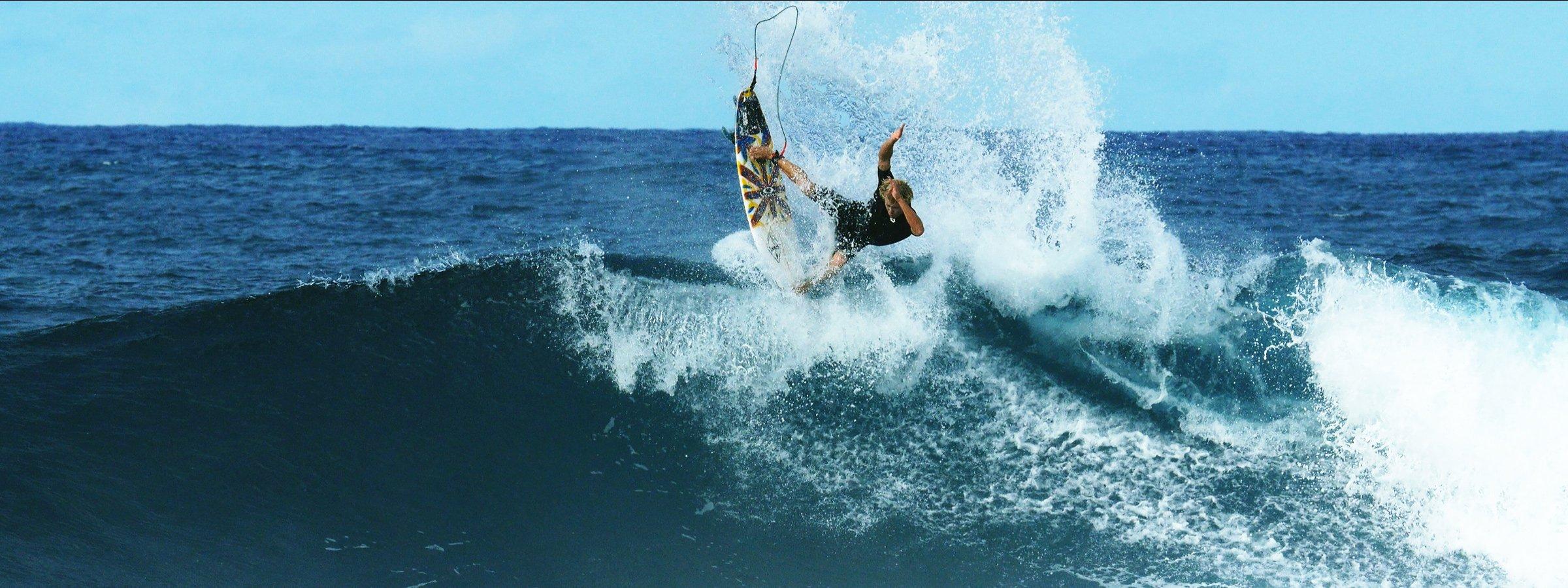 Xanadu Surf Designs Tanner Hendrickson