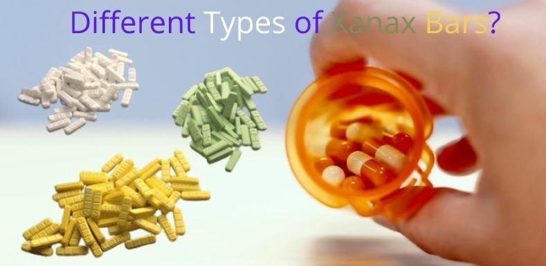 Different Types of Xanax Dosage