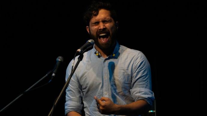 Ben Abraham @ The Thornbury Theatre 2014