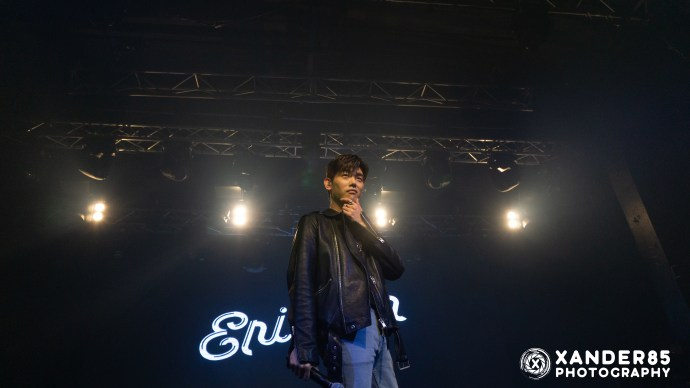 Eric Nam @ 170 Russell