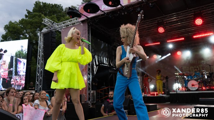 Katy Perry Fight On Bright @ Pioneer Park Reserve 2020 (Shot for Lilithia Reviews)