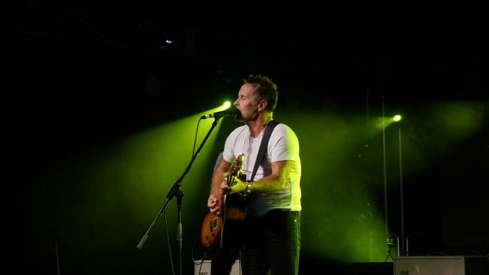 Mark Seymour @ Moomba Festival 2013